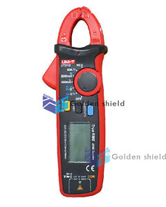 Uni t Ut211b Handheld True Rms Digital Clamp Meters V f c Ncv Test Zero Mode