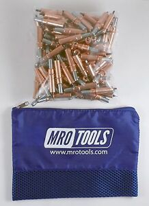 100 1 8 Cleco Sheet Metal Fasteners W Mesh Carry Bag k2s100 1 8