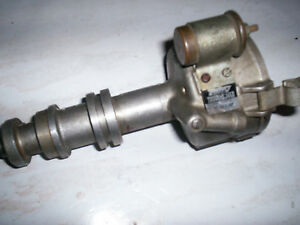 Mallory Dual Point Distributor Ford Fe Yc 343 Hp