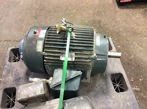 Reliance Inverter Motor 30hp Frame 326tc 1175 1765rpm 460v Tefc 706lbs