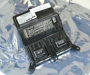 Ford Oem 00 01 F 350 Super Duty Overhead Roof Console indicator Xc3z10d898a