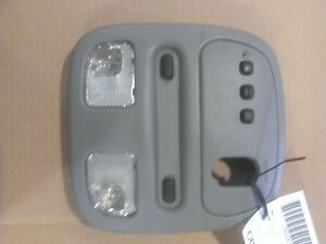 Overhead Console Chevrolet Tahoe 2007 2008 2009 Front Gray Grey