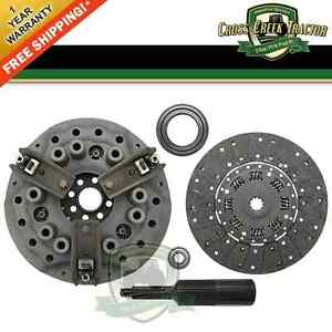 Ckfd06 Ford Tractor Clutch Kit 2000 3000 2600 3600 2310 2610 2810 2910