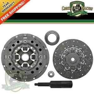 Ckfd09 New Ford Tractor Clutch Kit 4000 4600 4610