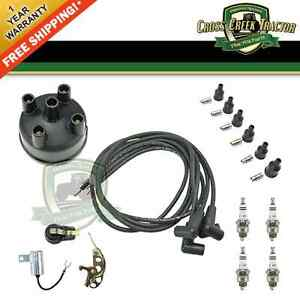 Tune Up Kit For Ford Naa 600 601 701 801 901 With Side Mount Distributor