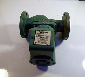 1 Used Taco 1400 60 High Capacity Circulating Pump 1 6 Hp Make Offer