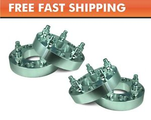 4 Pcs Wheel Adapters 5x4 To 5x4 Plymouth Barracuda Dodge Dart Spacers New 1