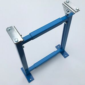 Adjustable Support Stand For Roller Gravity Conveyor