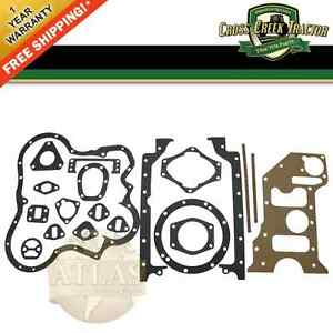 747186m91 Massey Ferguson Tractor Bottom Gasket Set 135 150 20 2135 230 235 245
