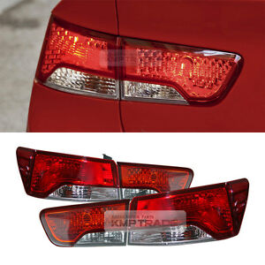 Oem Genuine Parts Rear Tail Light Lamp Lh Rh Assy For Kia 2010 2013 Cerato Koup