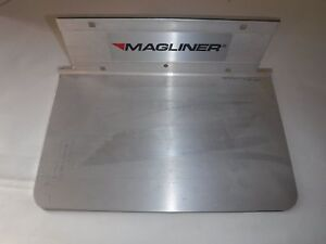 New Magliner Solid Aluminum 14 Handtruck Nose Plate With Mounting Hardware p