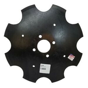 Kinze 16 Notched Disc Blade Part Gd10283