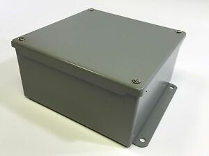 Hoffman A808sc Screw Cover Junction Box New