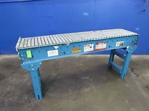 Hytrol 60 Roller Conveyor no Power ontario Calif