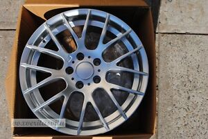 19 Gts Cs Lm3 Style Wheels Rims Fits Bmw 528i 535i 5 Series Awd Only