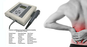 New Ultrasound Physical Therapy Machine 1 3 Mhz Pain Relief Preset gwm01