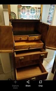 Drexal Jewelry Lingerie Chest With Drawers