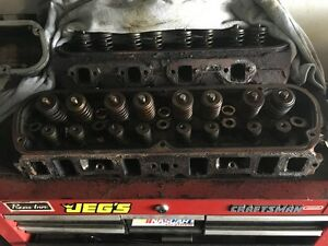 302 Gt40p Heads Gt40 Upper lower Intake Must Pick Up