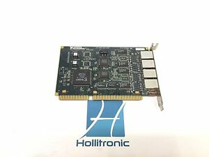 National Instruments Pci At 485 232 4ch 4 Channel Isolated Board 485 182925b 01