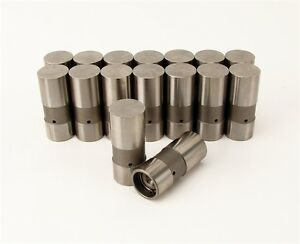 Ford 289 302 5 0 5 0l 351w 351m 460 Valve Lifters Lifter Set Of 16 Flat Tappets