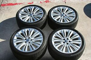 2013 Jaguar Xk Oem Wheels Tires