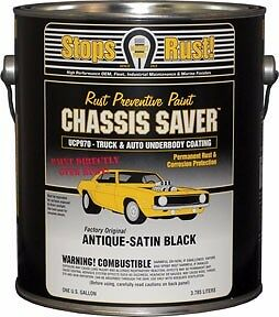 4 Gallons Magnet Paint Co Chassis Saver Antique Satin Black Mpc Ucp970 01