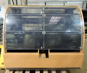 Structural Concepts Hvad56ss Commercial Dry Self serve Bakery Display Case