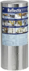 Reflectix 50 sq Ft Double Bubble Insulation Designed Reflective Roll Insulation