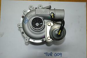 Turbo Charger Wl84 13700 For Mazda Bravo B2500 Ford Ranger Courier Wl 2 5l