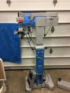 Zeiss Opmi 6sfr X y S22 Stand Ophthalmic Surgical Microscope Warranty
