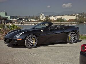 Pur Fl25 21 22 Wheels Ferrari California 2010 Set Of 4 Rims