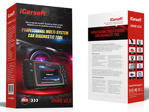 Icarsoft Scanner For Volkswagen Audi Auto Diagnostic Code Airbag Abs