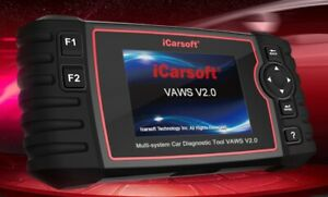 Icarsoft Scanner For Vw Volkswagen Audi Engine Diagnostic Code Scan Tool