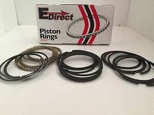 Engine Pro By Hasting Sbc Chevy 350 383 030 Over Piston Rings 4 030 Small Block