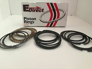 Engine Pro By Hasting Sbc Chevy 350 383 060 Over Piston Rings 4 060 Small Block
