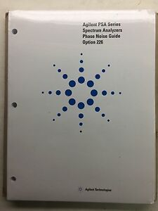 Agilent Psa Series Spectrum Analyzers Phase Noise Guide Opt 226 P n E4440 90328