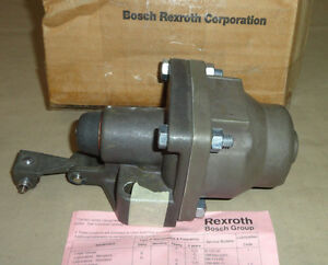 Rexroth R431002860 Pneumatic Portion Control Valve Bosch P 051085 k0004 New