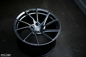 Pur Fl26 21 Wheels Ferrari California 2010 Set Of 4 Rims