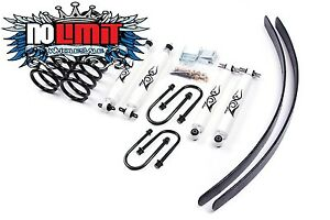 Jeep Cherokee Xj 3 Lift Kit 1984 2001 4wd Zone Offroad J6