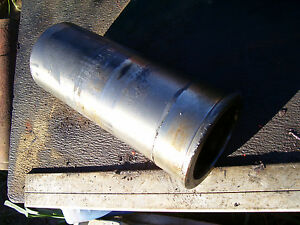 Vintage Ford 1600 Diesel Tractor 3 Point Lift Piston Sleeve