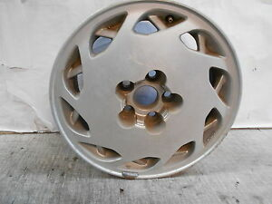 1987 1988 1989 Toyota Supra Factory 16in Aluminum Rim Wheel 7 jjx16 37 Left Side