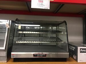 Federal Cd3628 Commercial Dry Counter top Bakery Display Case