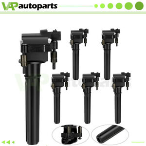 New Ignition Coil Coils 6 Pack New For Chrysler Dodge Plymouth 3 2l 3 5l V6