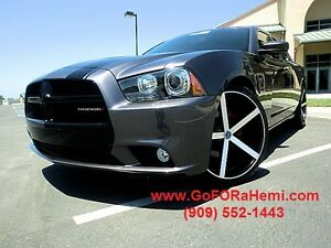 Dodge Charger Magnum Challenger Chrysler 300 22 Wheels Tires Rim Style 98