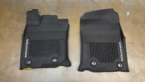 2013 2019 Toyota 4runner Oem All Weather Mats Liners Set Of 3 Pt908 89160 02