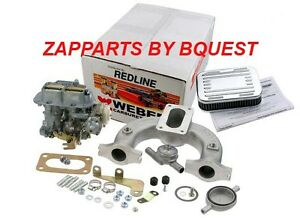 Carburetor Kit 32 36 Dgv Mg mga mgb redline Weber K 051 Carburetor Kit