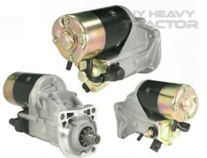One 303 5795 Starter Motor Group Fits Cat 430e 3035795 Free Shipping