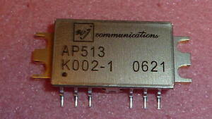 Wj Ap513 K002 1 Rf Microwave Narrow Band High Power Amplifier 1805mhz 1880mhz