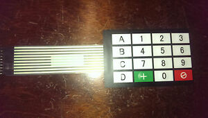Brand New Multi max Kcup Or Combo Vending Machine Keypad