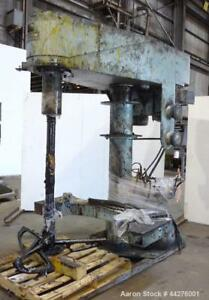 Used Schold Dual Drive Co axial Disperser Model Vhls Approximately 3 1 2 Dia